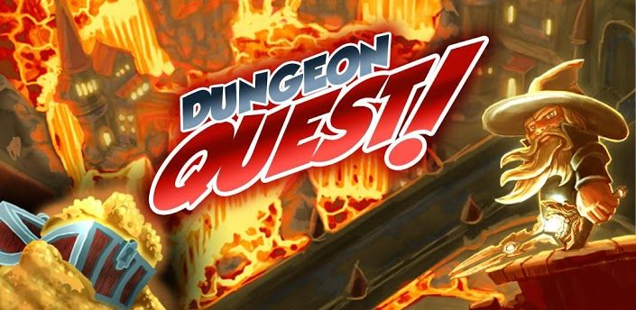 DUNGEON QUEST MOD APK 2.4.1.0 ~ ANDROID4STORE