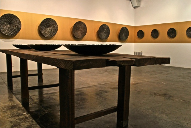 The Arts by Karena: Artist Series 2012 Sculptor Reilly Hoffman