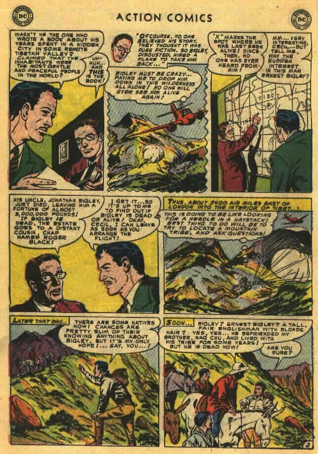 Action Comics (1938) 185 Page 17