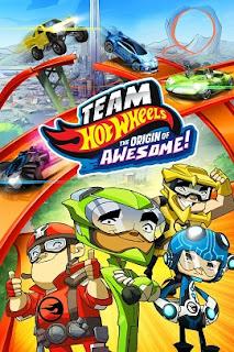 Xem Phim Đội Đua Bất Bại - Team Hot Wheels The Origin of Awesome