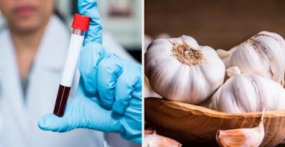 propriétés anticoagulantes et saines de l'ail