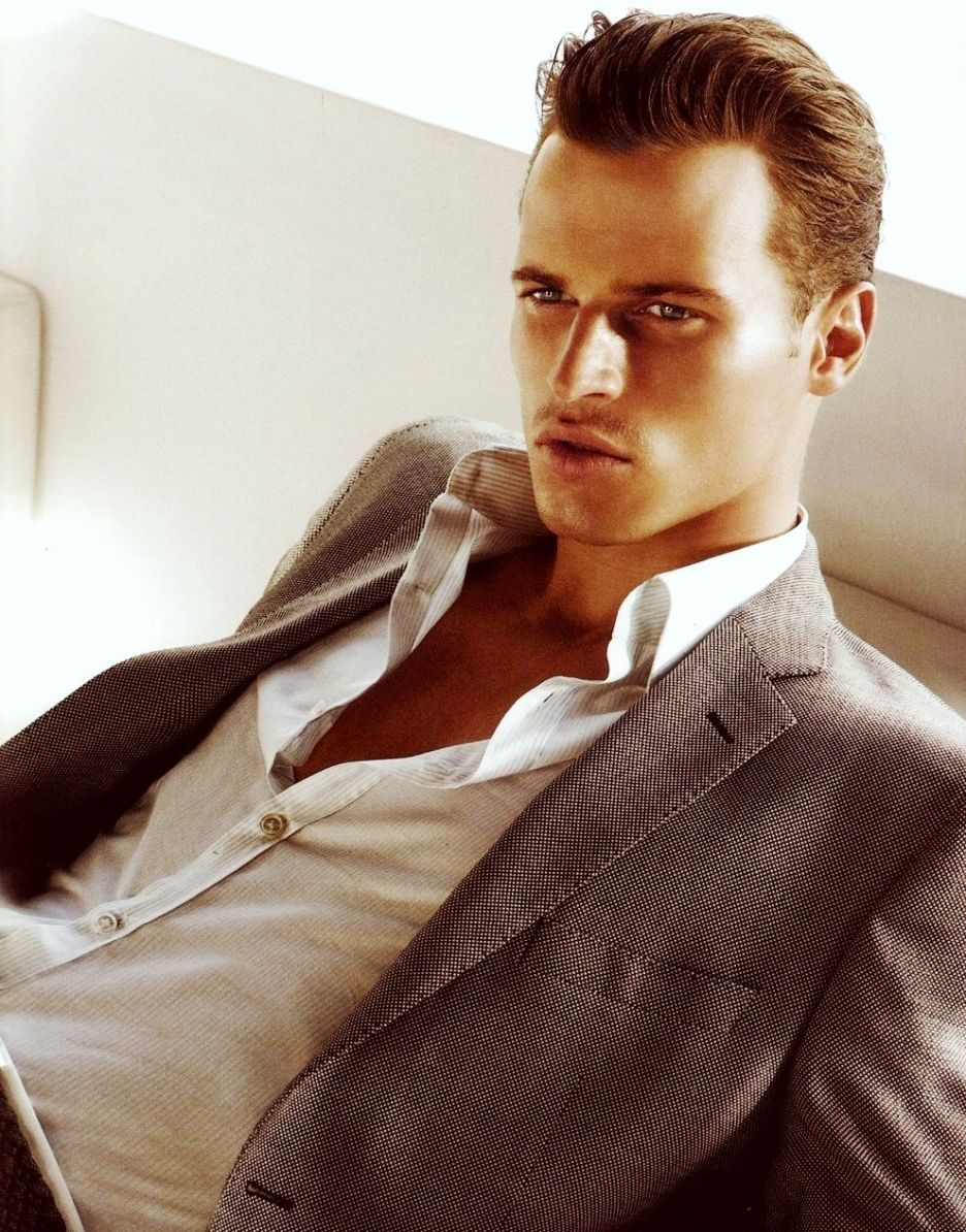 The Most Beautiful People On Earth Lars Burmeister | Male ...