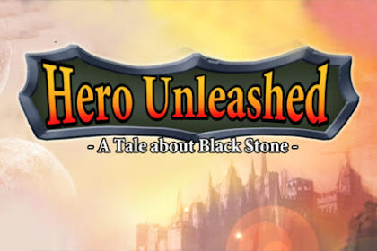 Downoad Game RPG Android Ringan Hero unleashed: A tale about black stone