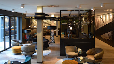Motel One Newcastle interior