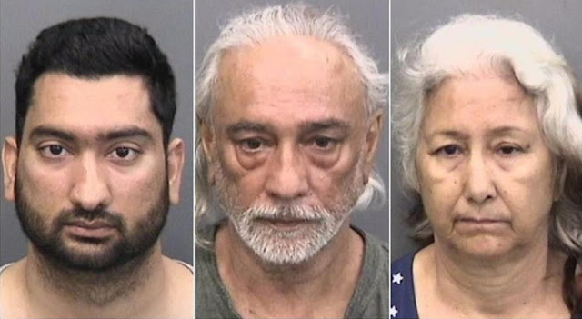indian couple arrested florida beating disobedient daughter in law