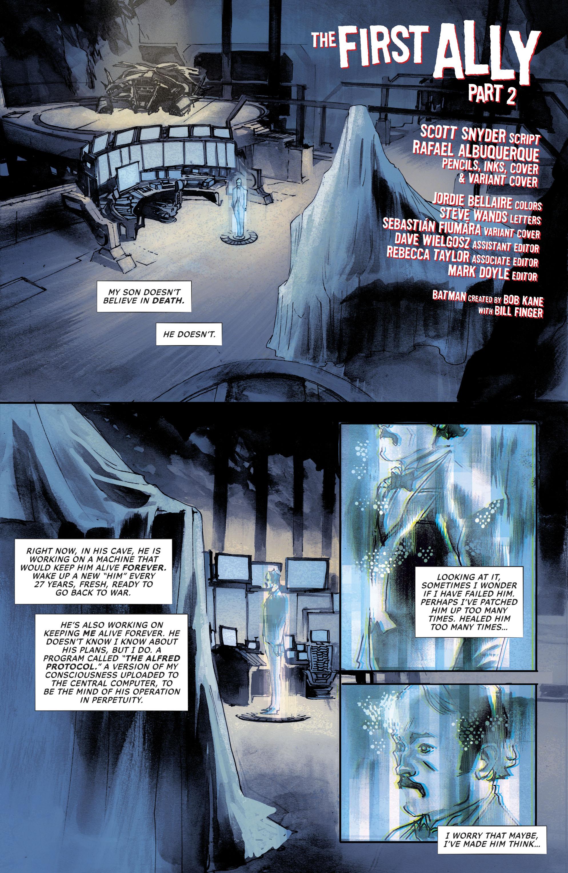 Read online All-Star Batman comic -  Issue #11 - 5