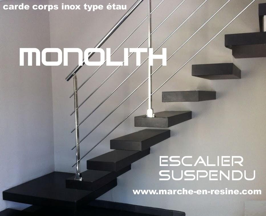 escalier suspendu fabrication de marche caisson en b ton. Black Bedroom Furniture Sets. Home Design Ideas