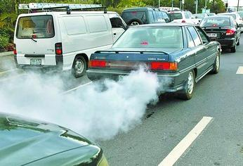 Air pollution effects on humans: Car Pollution Facts of 2012