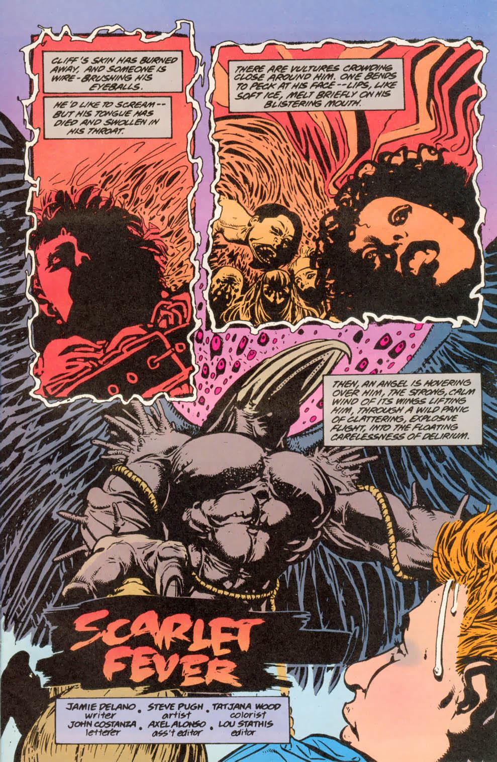 Read online Animal Man (1988) comic -  Issue #78 - 2