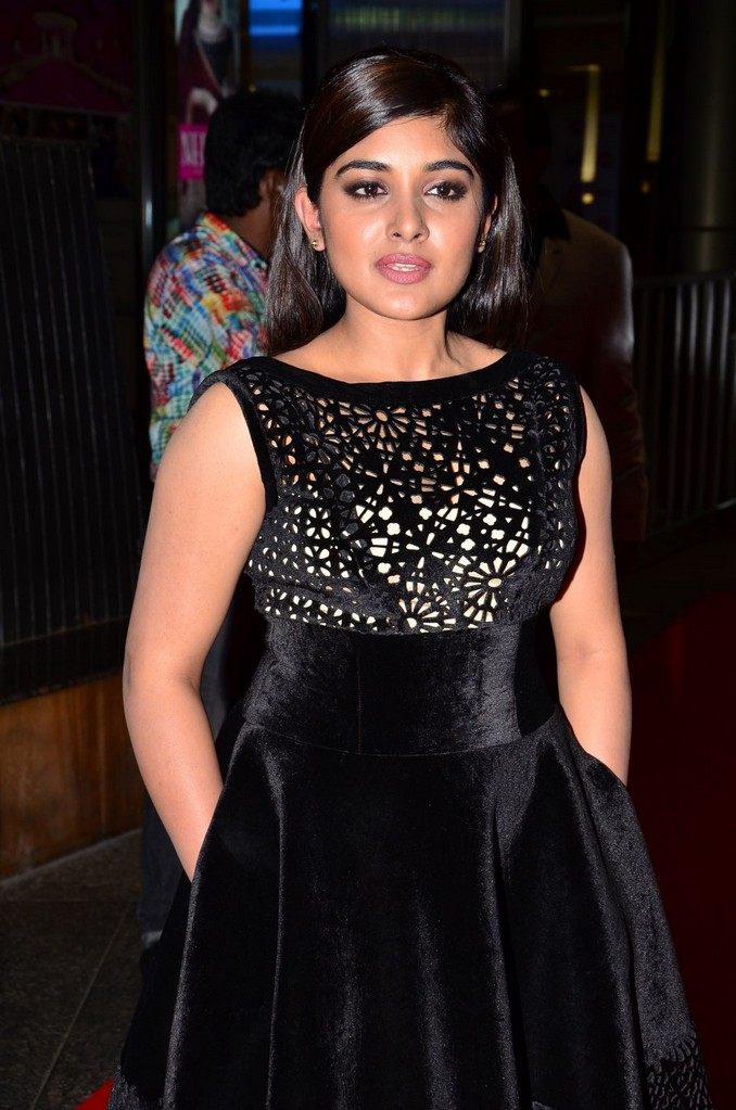 Nivetha Thomas At 64th Jio Filmfare Awards 2017 Stills
