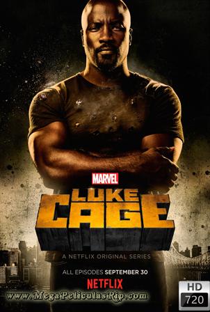 Luke Cage Temporada 1 [720p] [Latino-Ingles] [MEGA]