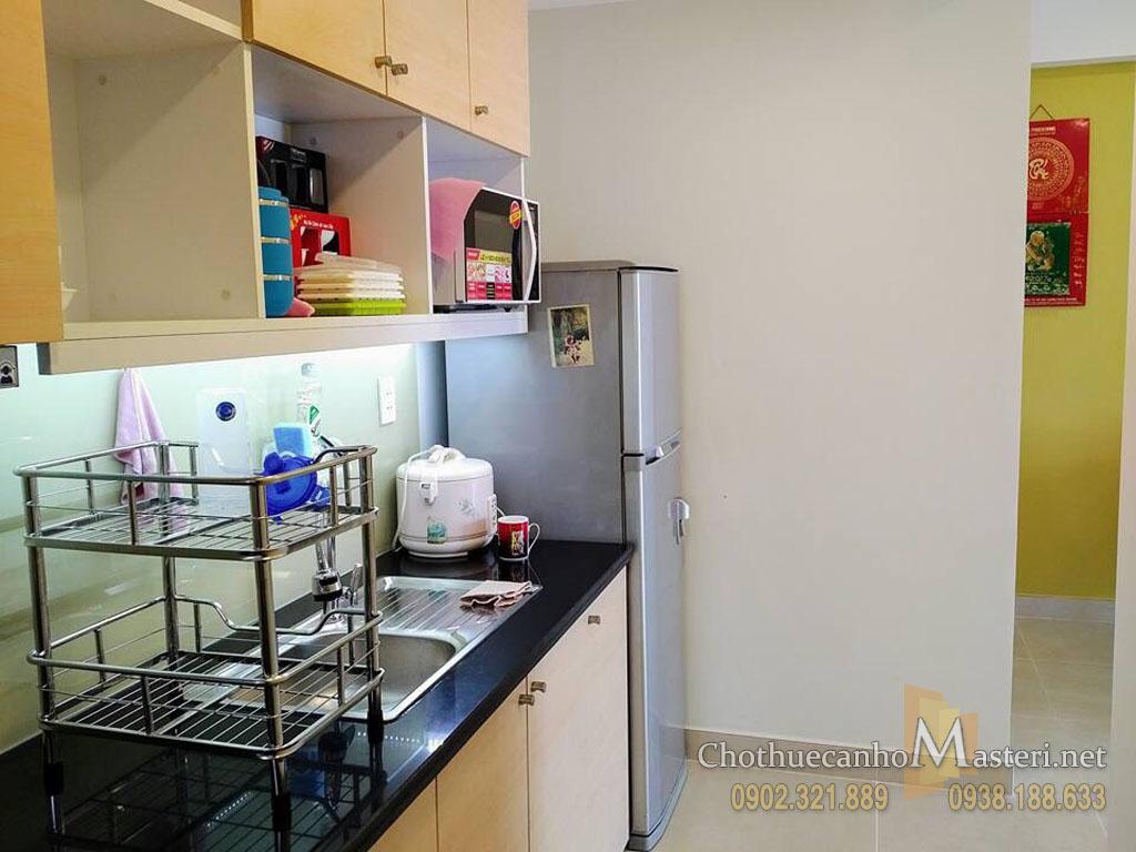Cho thuê Masteri Thảo Điền T1 block A tầng 27 căn hộ 2PN view đẹp - hình 9