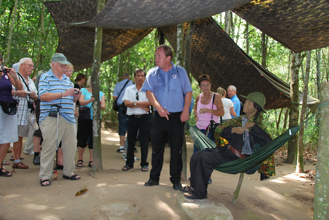 Cu Chi Tunnel tour from Ho Chi Minh City