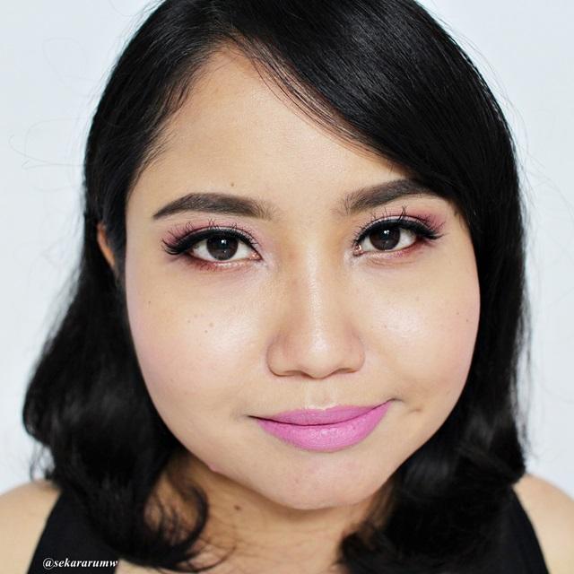 FOTD Inez Pataya Eyeshadow Squad