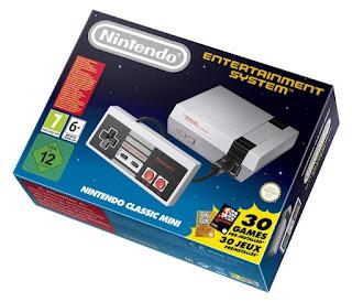 Image de la Console NES Classic Mini