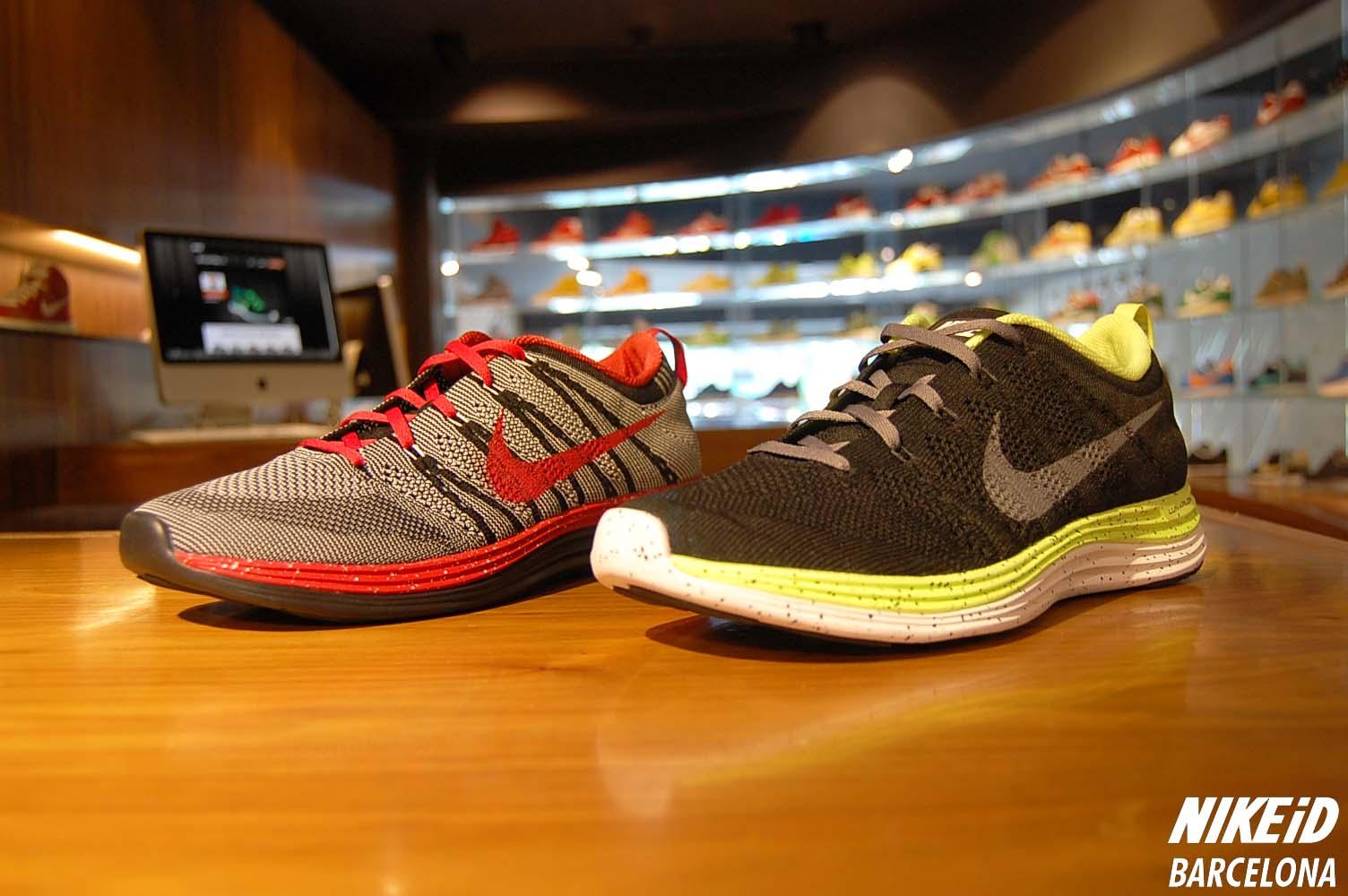 Nike iD Lunar Max 1 x FC Barcelona