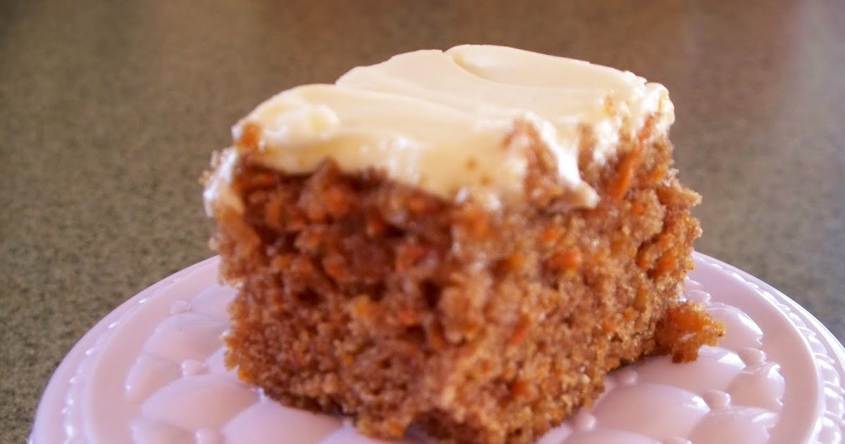Can You Substitute Applesauce For Oil In Carrot Cake