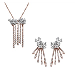 Forevermark India presents the Pink Haze Collection