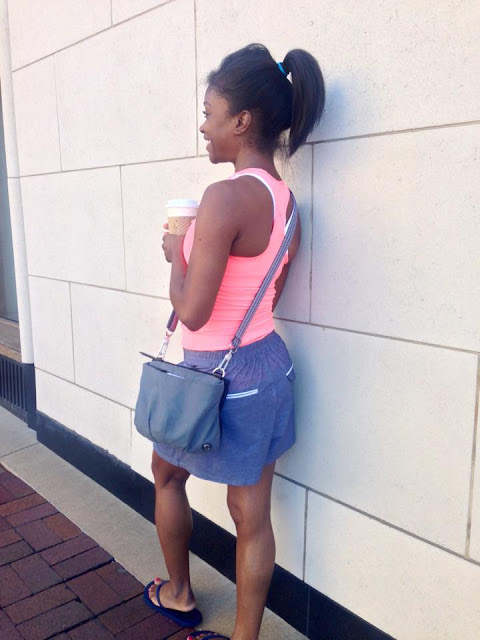 lululemon city-skort-gray