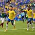 Brasil se afirma como el gran candidato al derrotar a México con goles de Neymar y Firmino