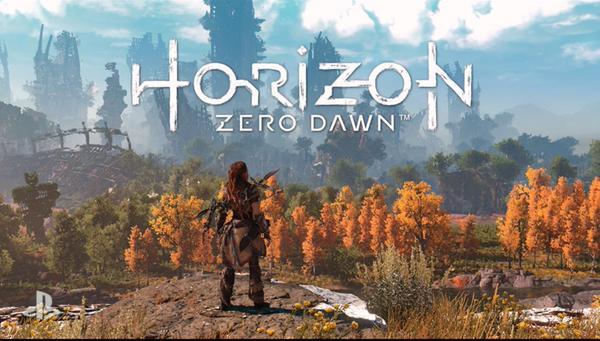 Horizon Zero Dawn high graphics games
