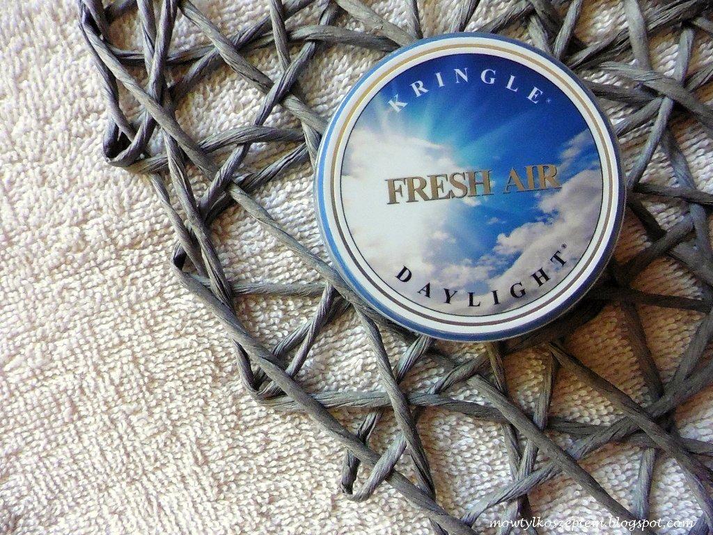 Jak pachnie świeże powietrze? Fresh Air od Kringle Candle