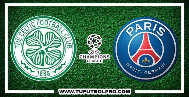 Ver Celtic vs PSG EN VIVO Por Internet Hoy 12 de Septiembre 2017