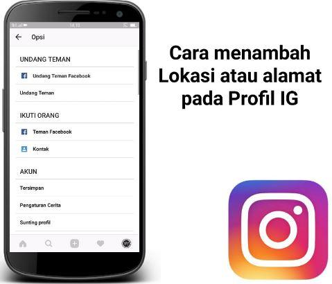 Tidak Bisa Menambah Custom Lokasi di Instagram Stories