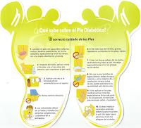 El daño a los vasos sanguíneos a causa de la diabetes es menos sangre y oxígeno que llega a sus pies