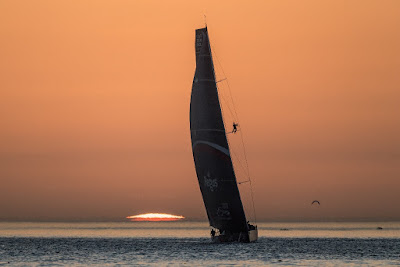 Image gagnante du Mirabaud Yacht Racing Image 2018 © Ricardo Pinto