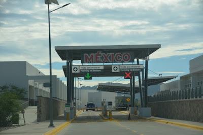 frontière mexicaine