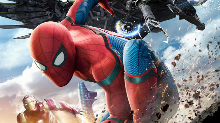 Spider-Man: Homecoming Swinging Toward $100 Million Opening Weekend