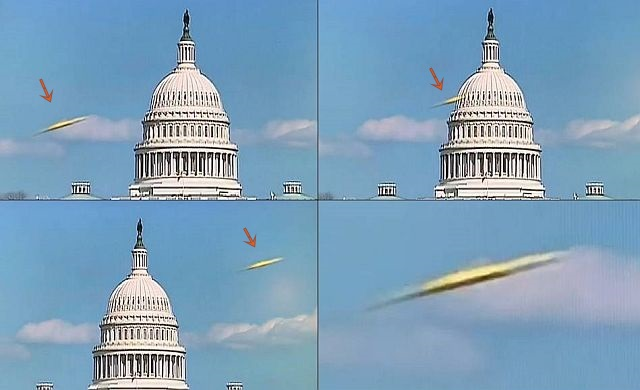 UFO News ~  UFO flies in front of the Capitol Building in Washington live on Fox News plus MORE UFO%2BCapitol%2BBuilding%2BWashington%2B2017%2B%25281%2529