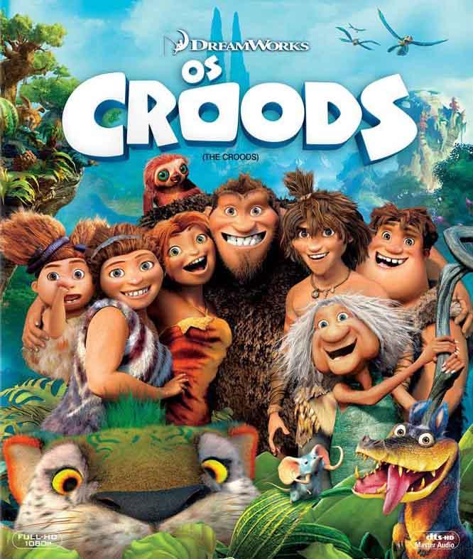 Os Croods 3D Torrent – Blu-ray Rip 1080p Dual Áudio (2013)