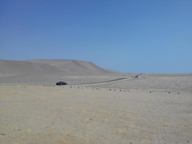 Desierto de Paracas