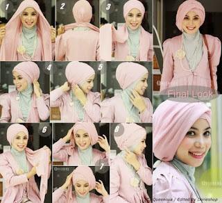 sebuah artikel yang kami ulas khusus untuk kau yang tengah kebingungan dengan model hija 9 Tutorial Hijab Pashmina untuk Kebaya yang Elegan dan Mempesona