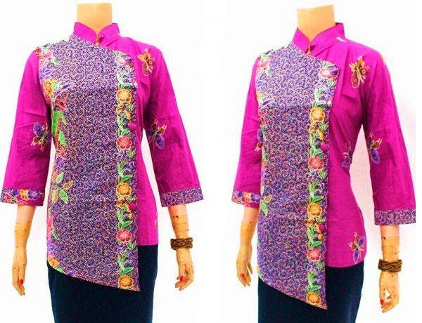 Baju Batik Terbaru 2019 Haiulya