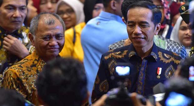 KPK Tak Setuju Wacana Jokowi Bikin 2 Kementerian Baru