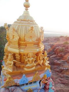 Nellore Sri Vedagiri Lakshmi Narasimha Konda Temple