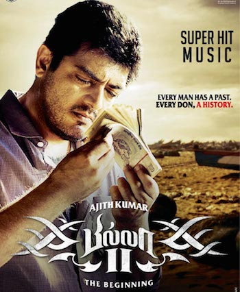 Billa 2 (2014) Hindi Dubbed Movie Download