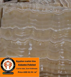 Egyptian Marble Alabaster