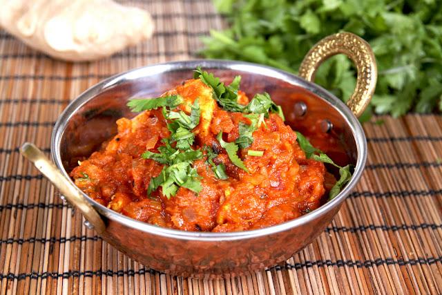 Curry z kurczaka po cejlońsku