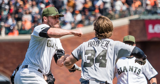 What Was Hunter Strickland Thinking?