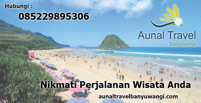 Pantai Cemara Wisata Banyuwangi Aunal Travel Banyuwangi