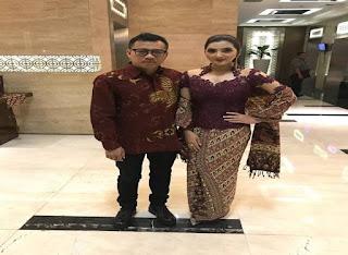 Model Baju Batik Untuk Ke Pesta Pernikahan
