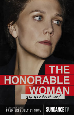 The Honorable Woman 2014 DVD R2 PAL Spanish