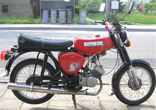 Lịch sử hãng xe Simson và các thế hệ xe Simson đến nay