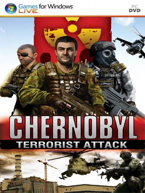 تحميل لعبة Chernobyl Terrorist Attack