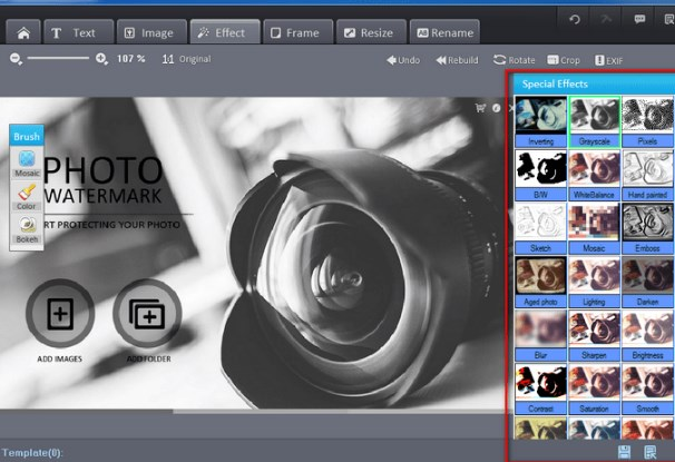 Content and Photo Watermark Software Free Download for Windows XP, 7, 8, 10, 32 Bit