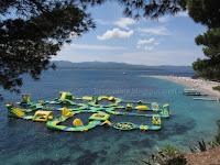 vodeni park Zlatni rat Bol slike otok Brač Online